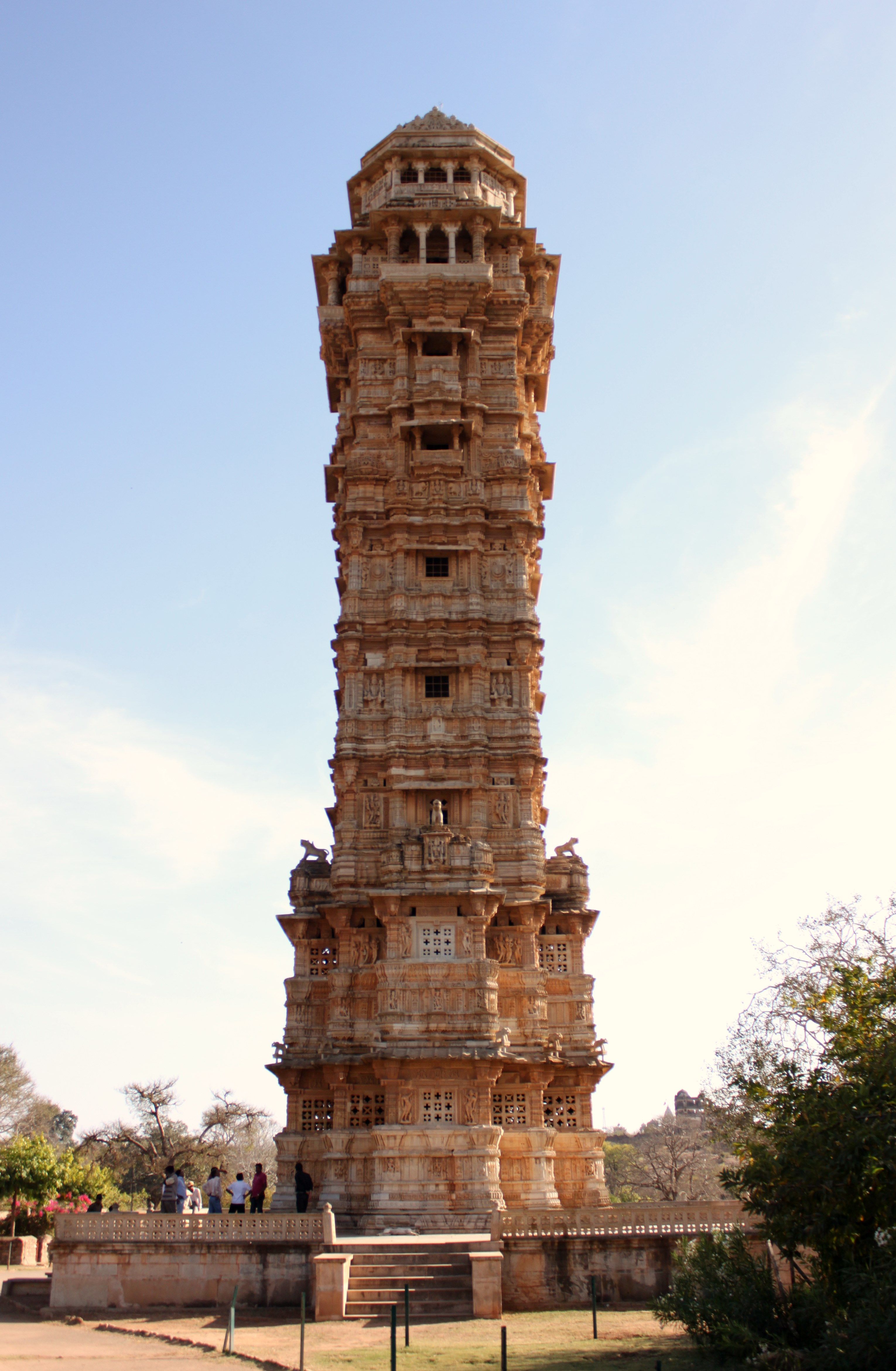 Vijay Stambha (Tower of Victory) 10