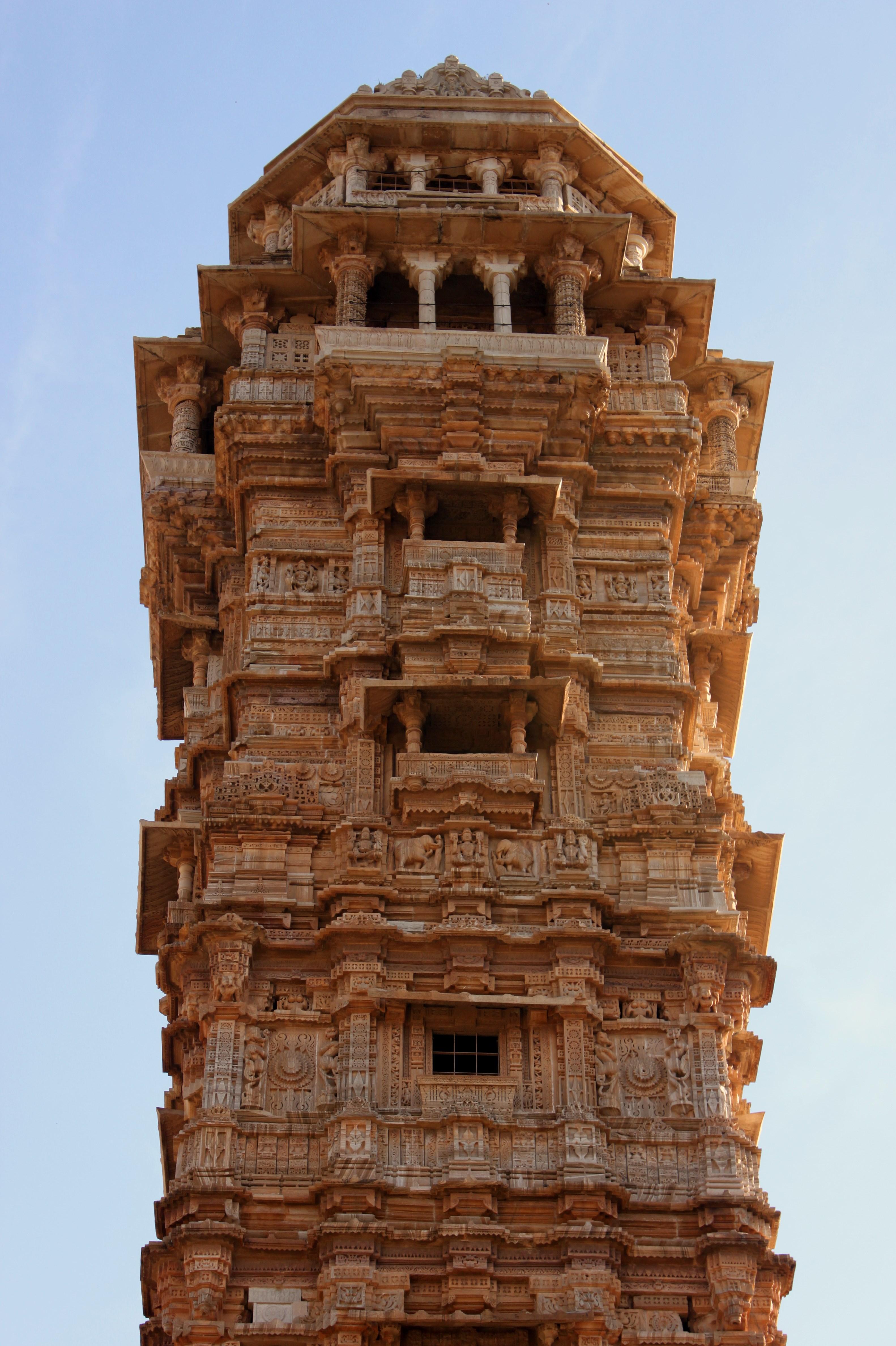 Vijay Stambha (Tower of Victory) 11