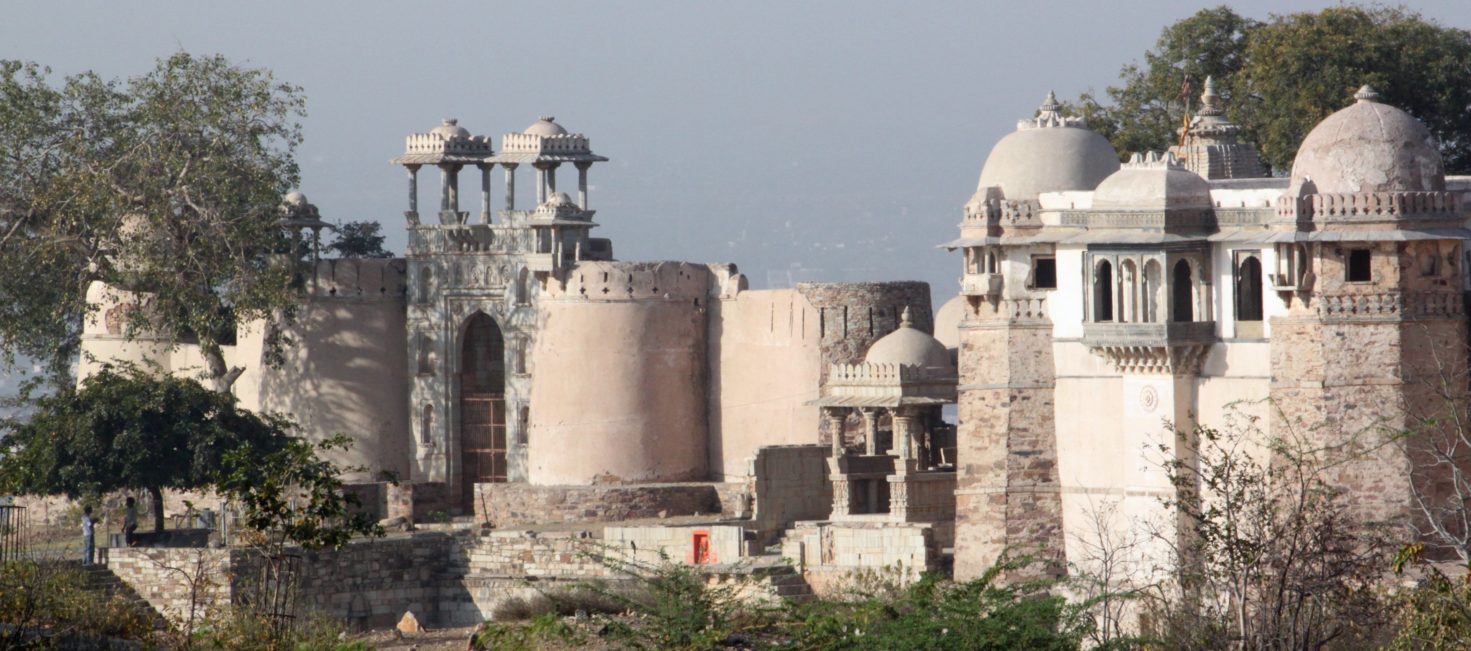 Ratan Singh Palace At Fort Of Chittorgarh Photo Gallery