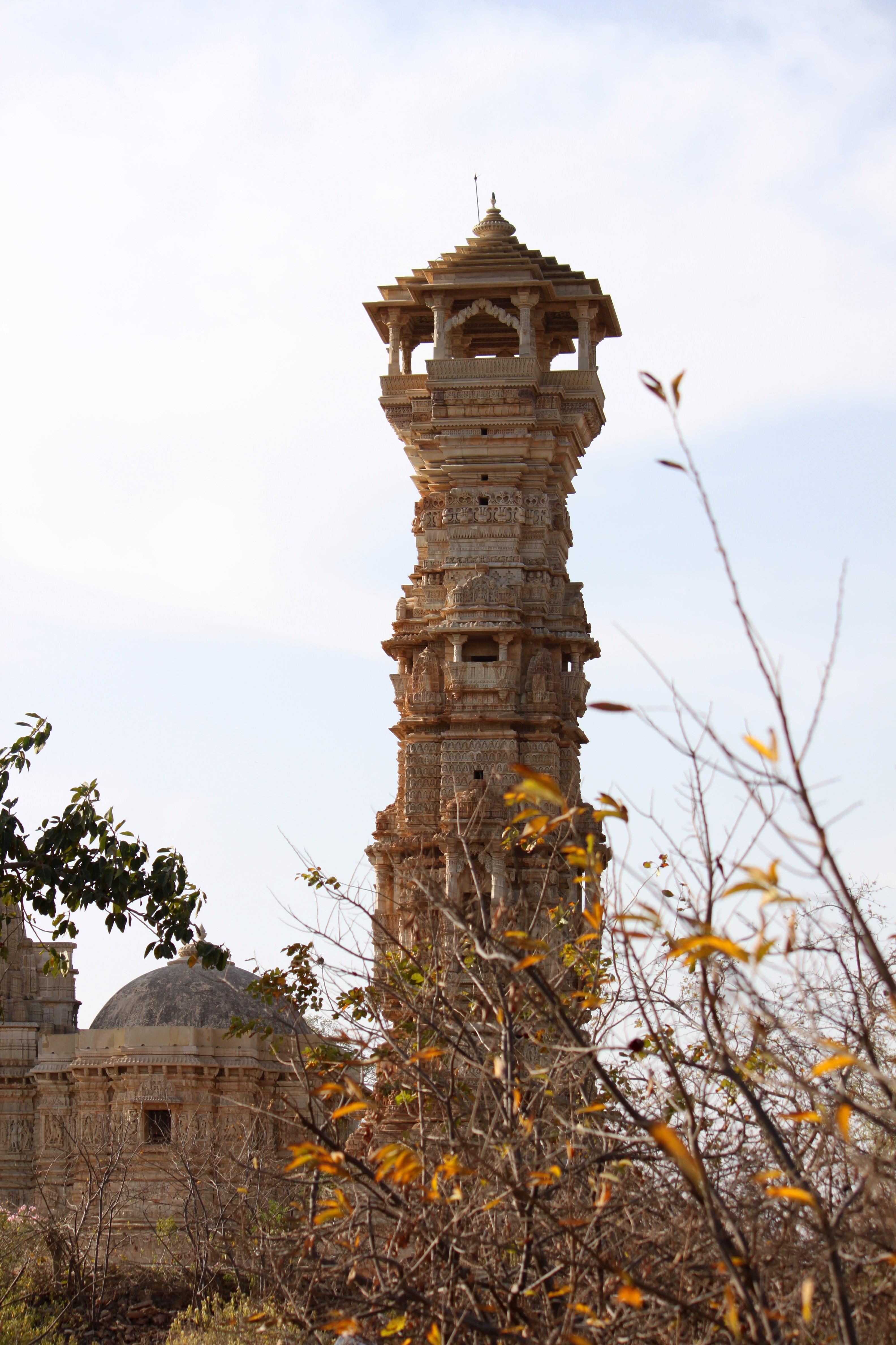 Kirti Stambha (Tower of Fame) 7
