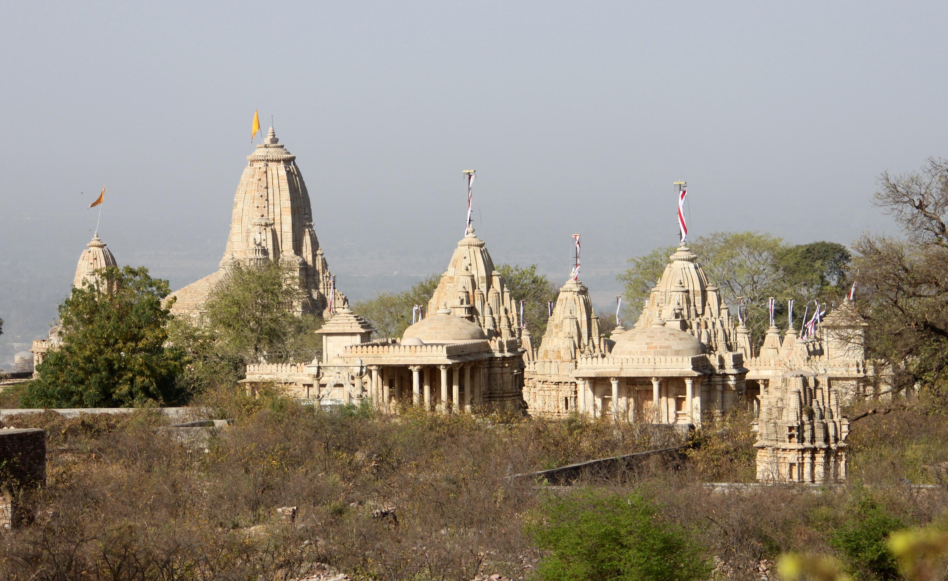 Jain Temple Saatbees Deori 24