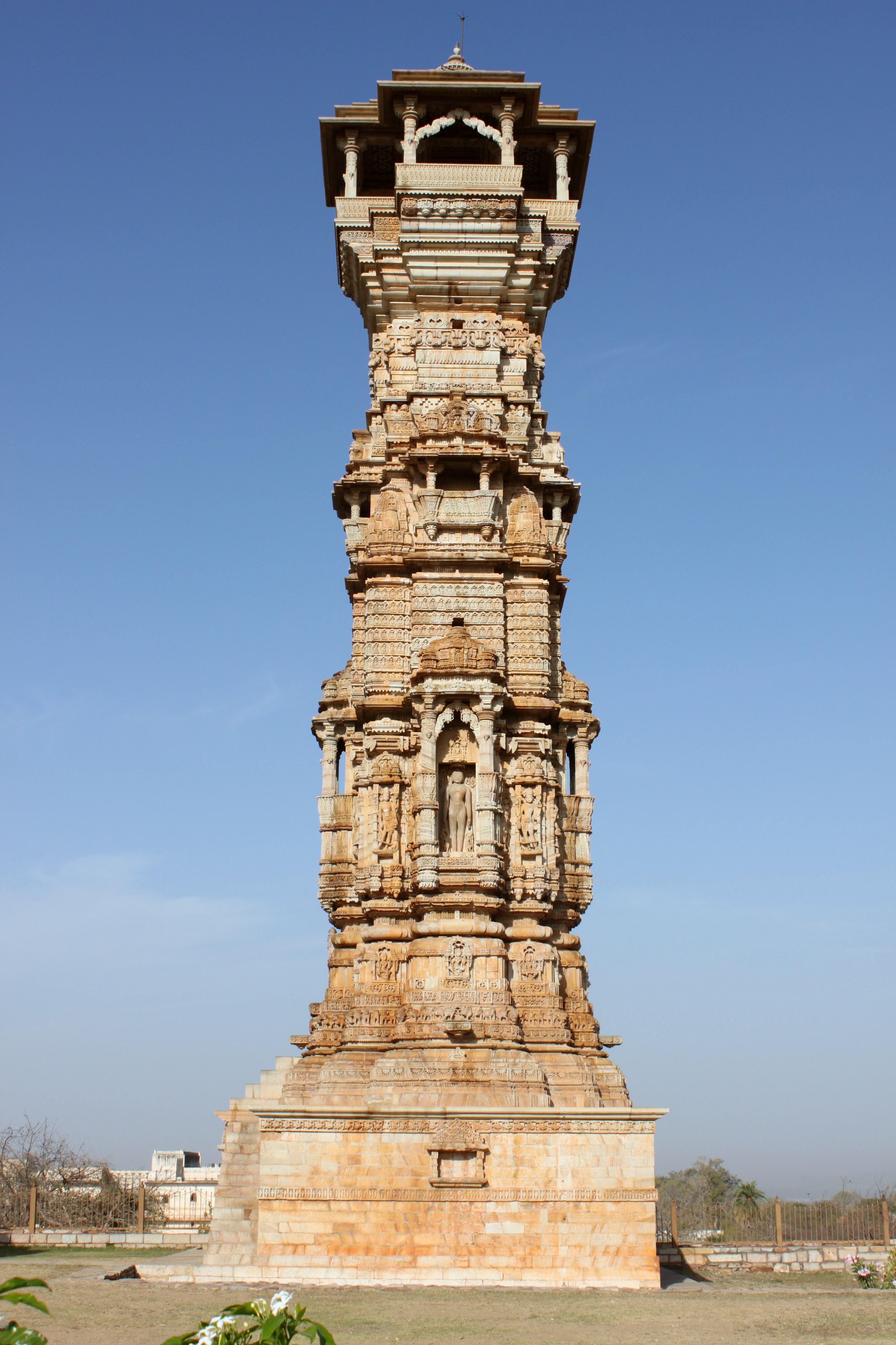 Kirti Stambha (Tower of Fame) 9