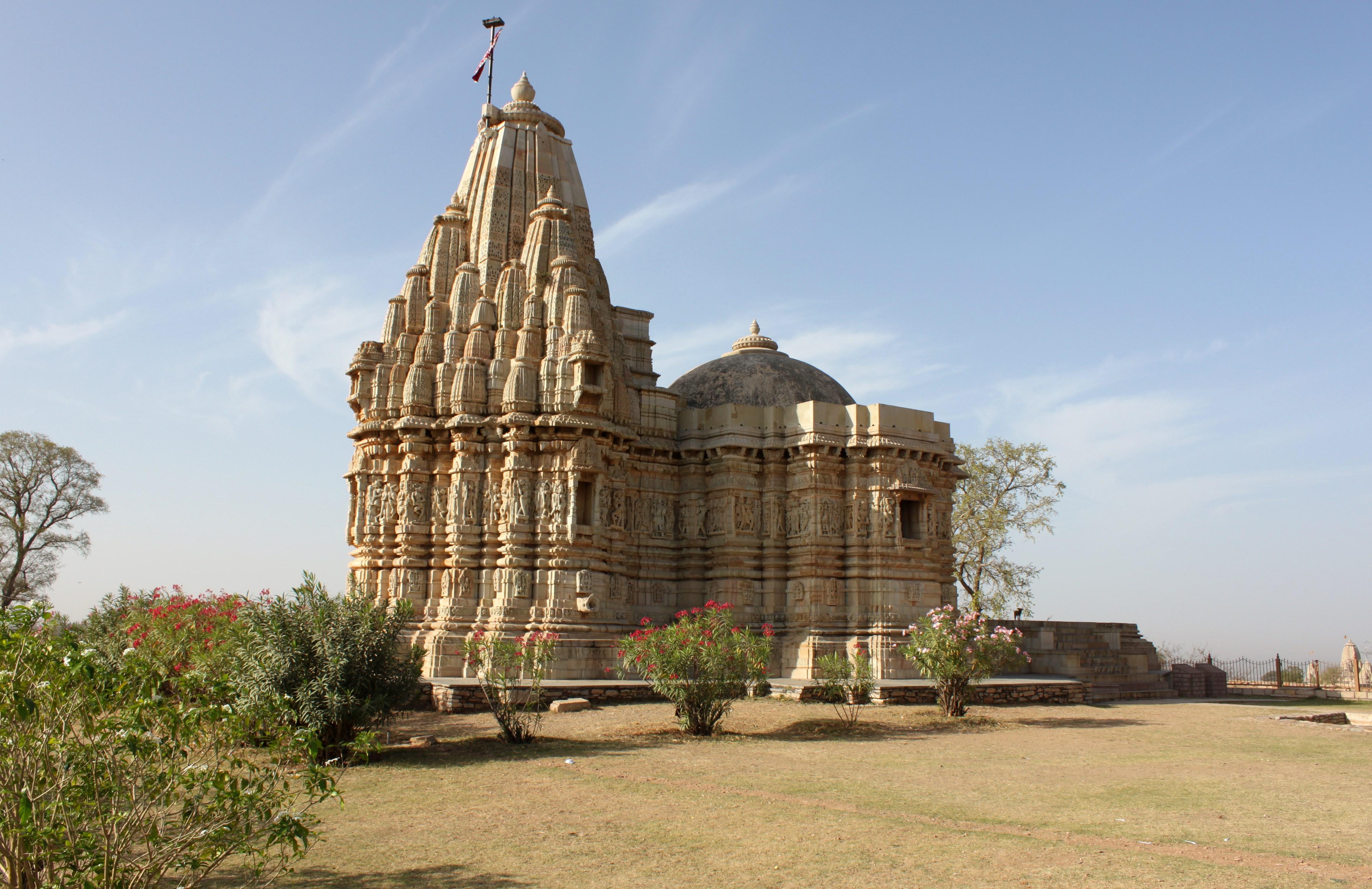 Jain Temple Saatbees Deori 25