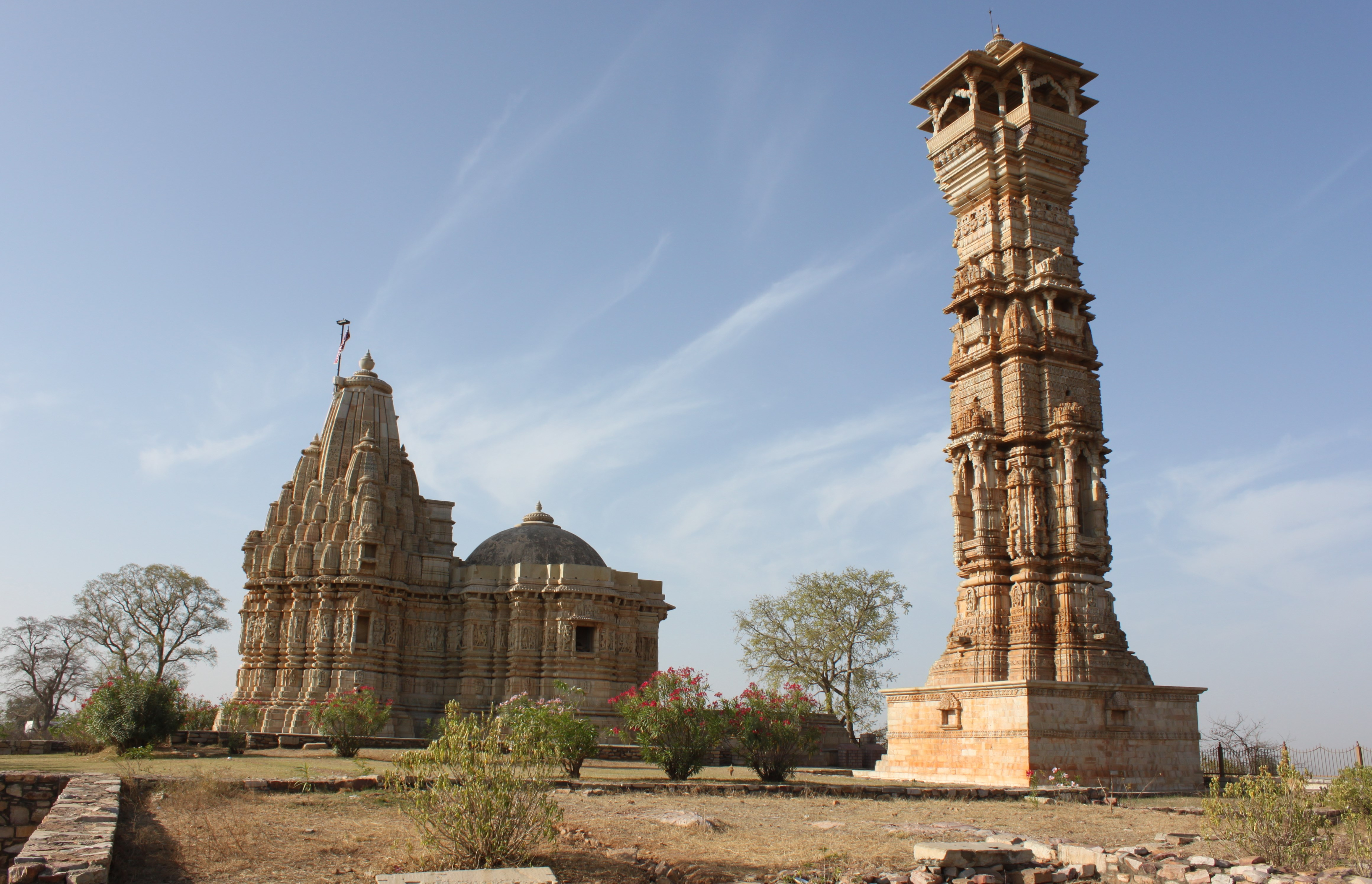 Kirti Stambha (Tower of Fame) 10