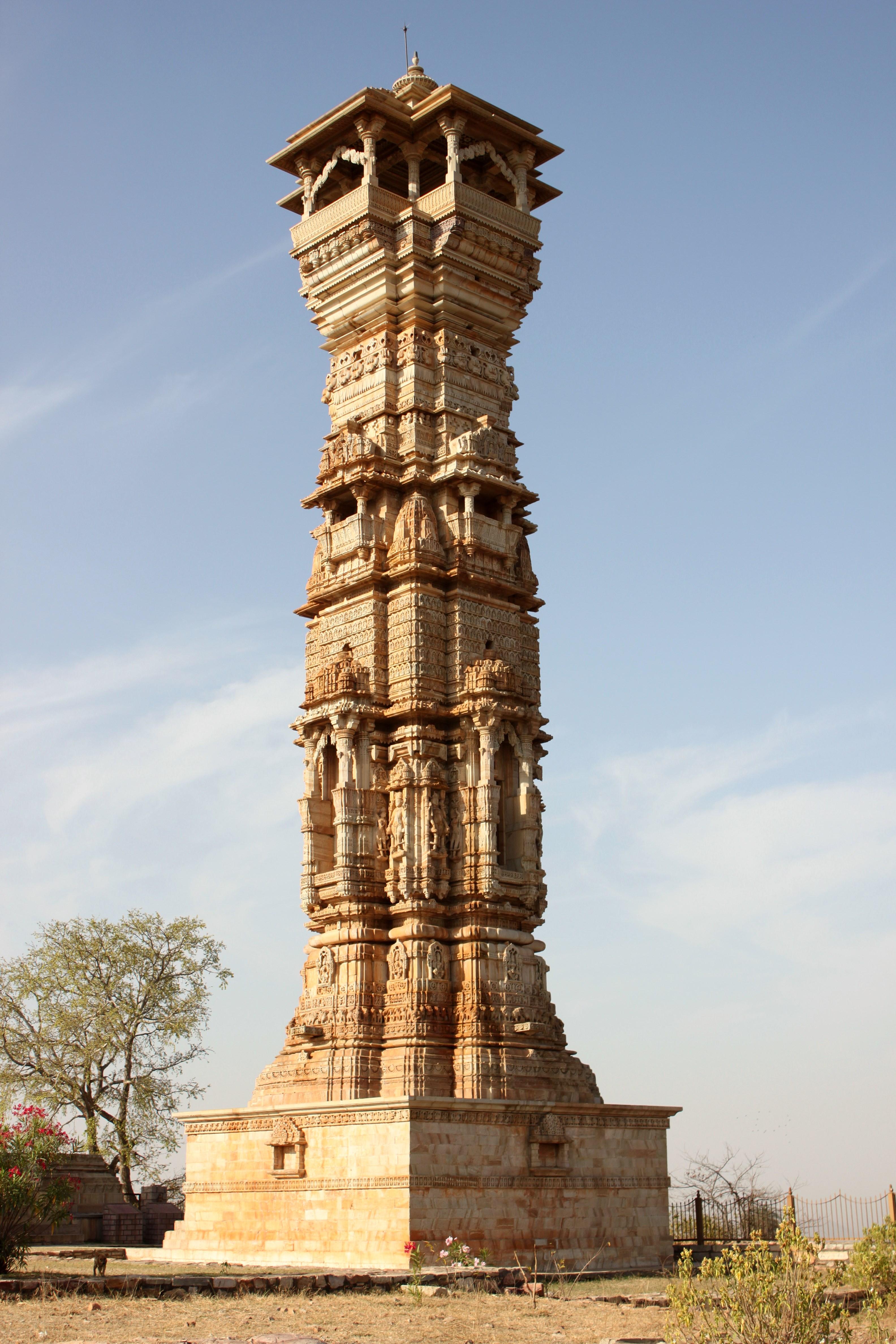 Kirti Stambha (Tower of Fame) 11