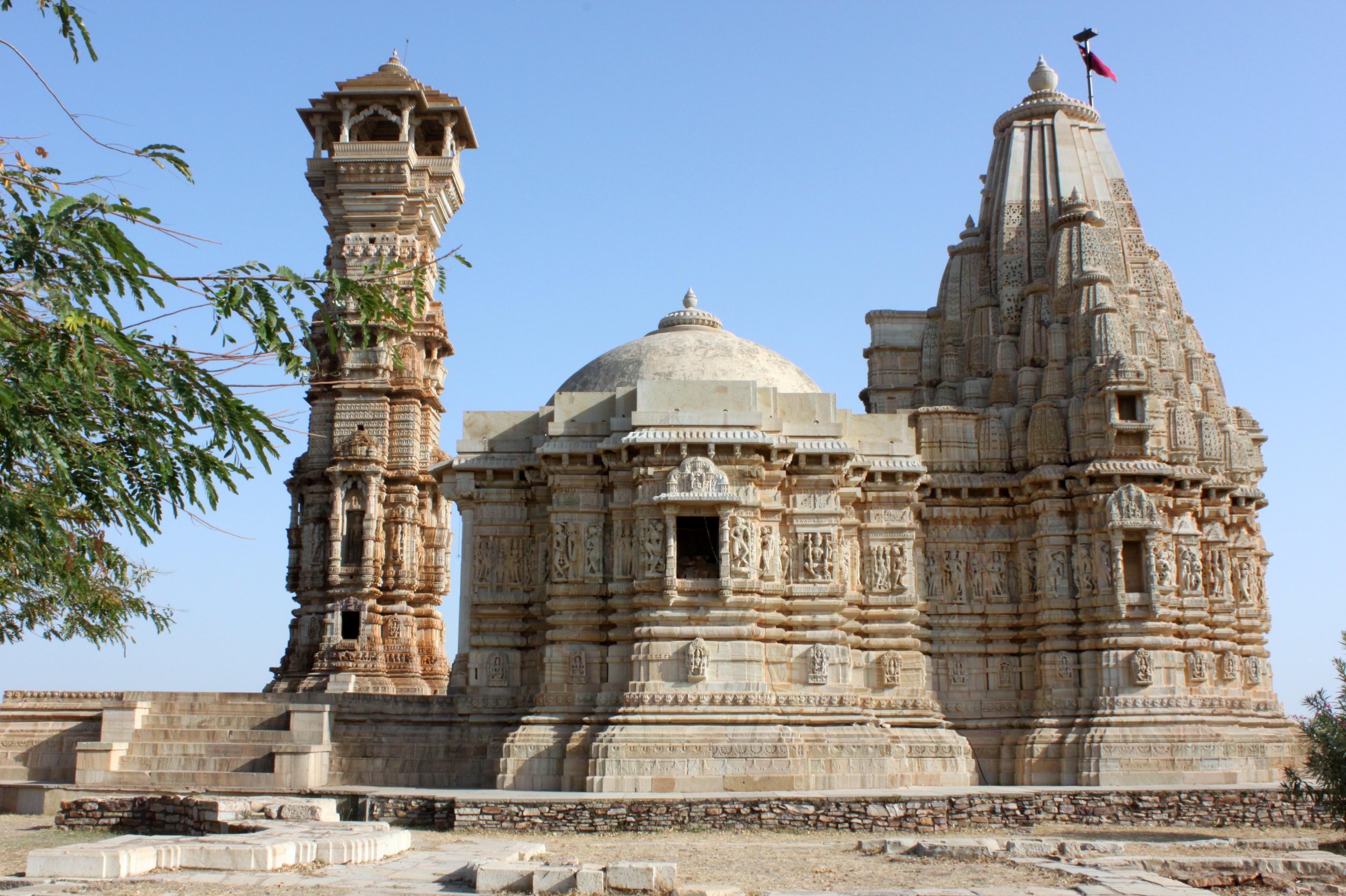 Kirti Stambha (Tower of Fame) 12