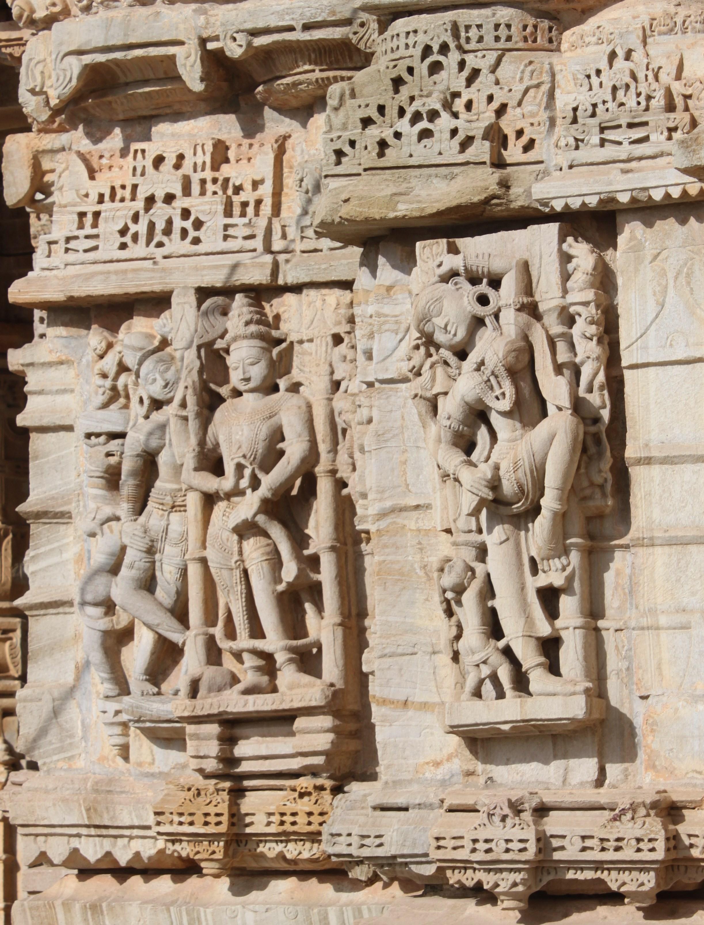 Saatbees Deori (Digamber Jain Temple) 17