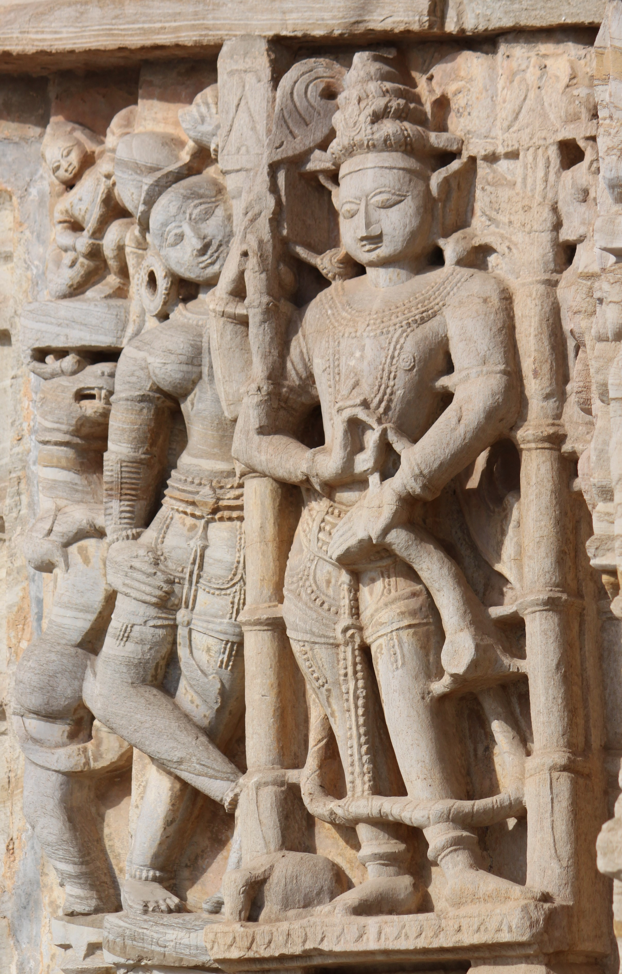 Saatbees Deori (Digamber Jain Temple) 19