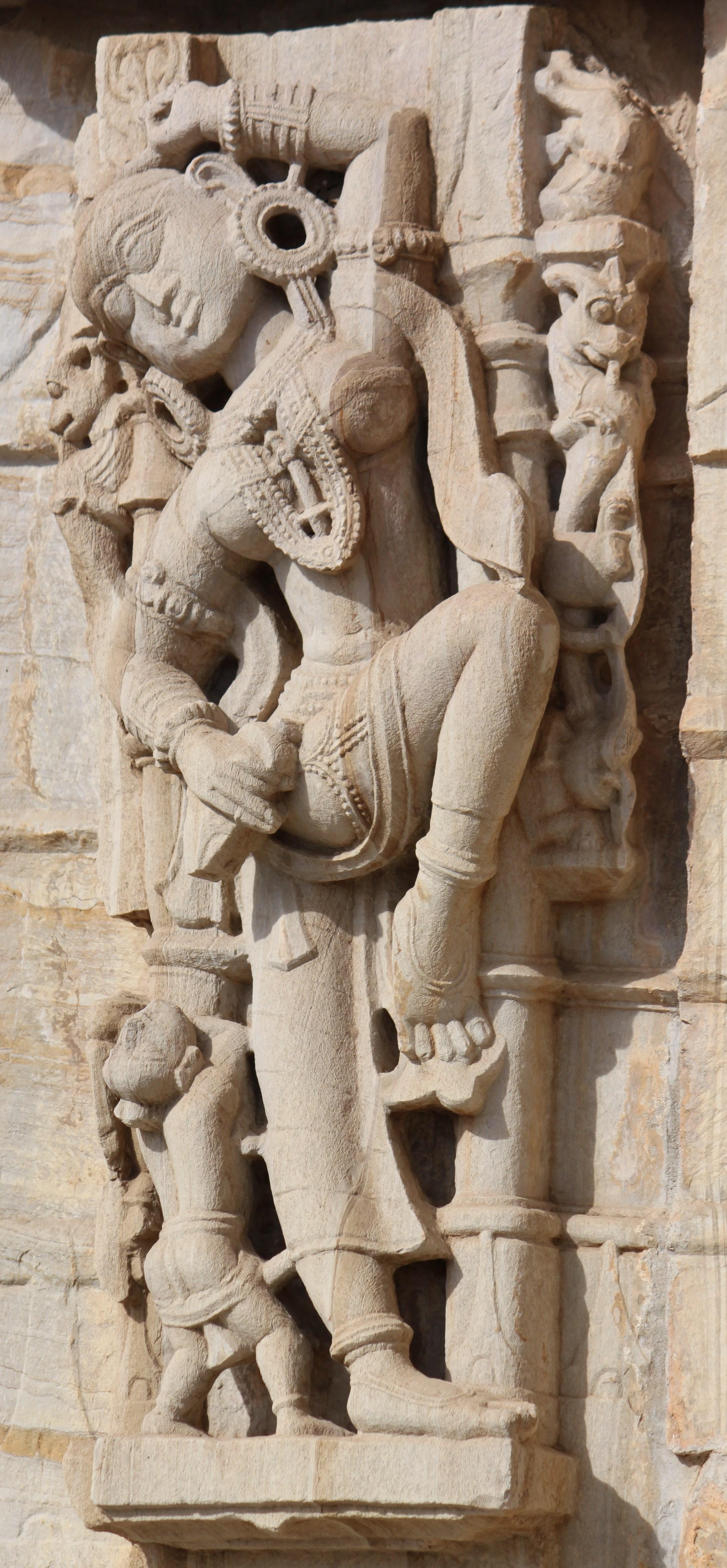 Saatbees Deori (Digamber Jain Temple) 21