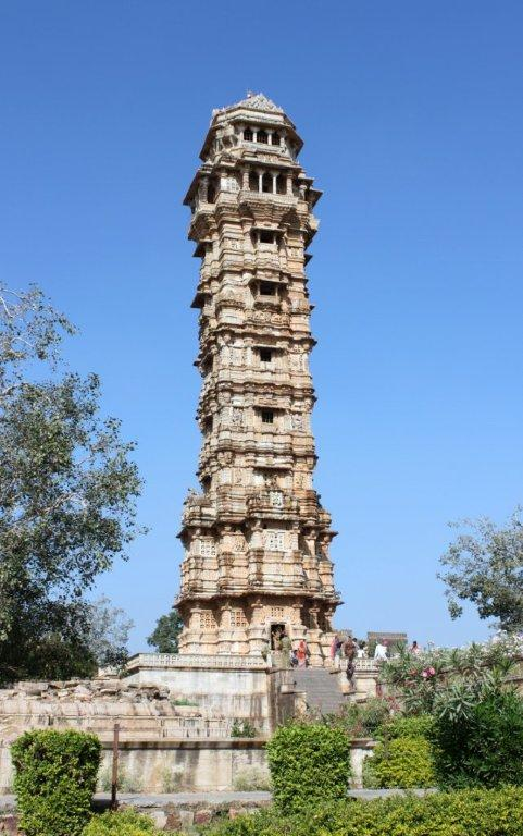 Vijay Stambha (Tower of Victory) 8