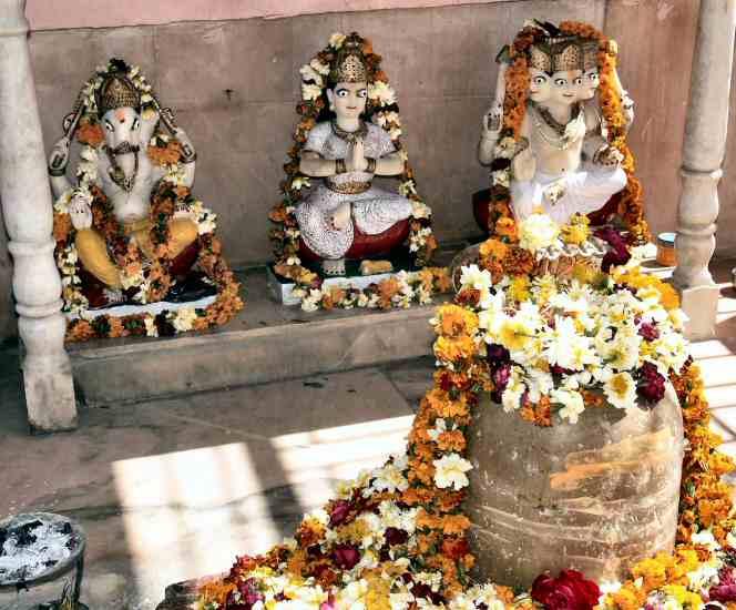Mahadev In Kali Temple