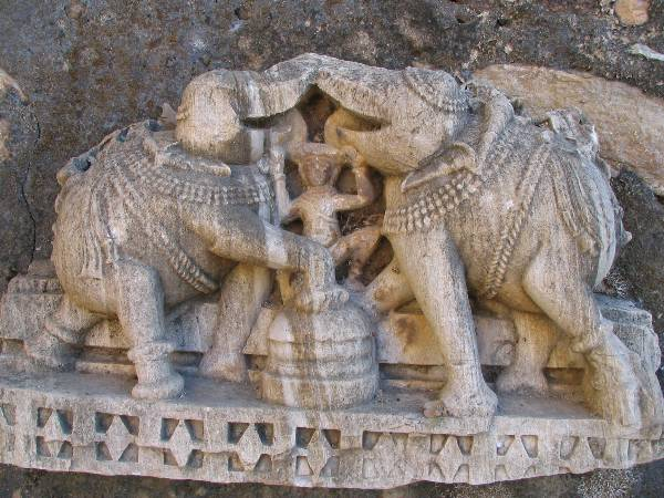 Sculpture Dancing Elephant
