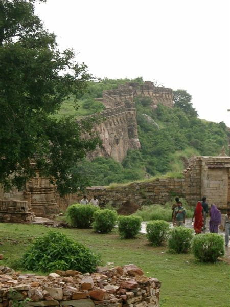 Wall of the Fort