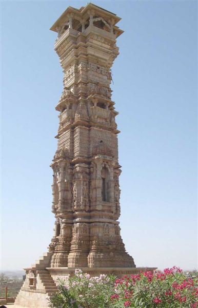 Kirti Stambha (Tower of Fame) 1