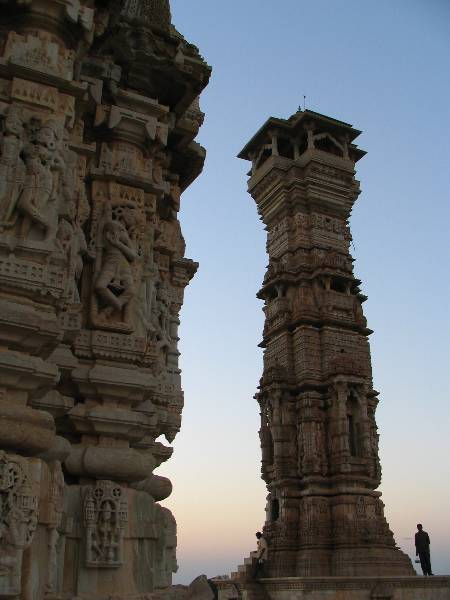 Kirti Stambha (Tower of Fame) 2