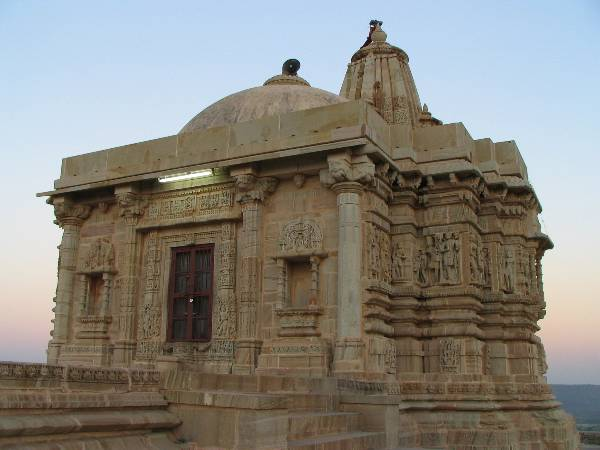 Kirti Stambha (Tower of Fame) 3