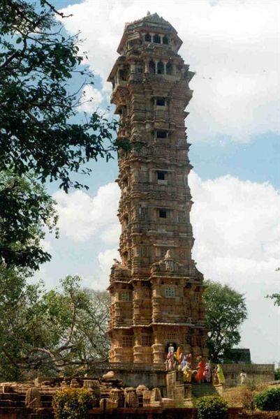 Vijay Stambha (Tower of Victory) 4
