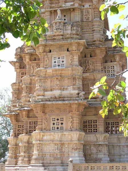Vijay Stambha (Tower of Victory) 6