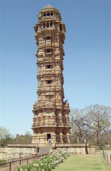 Vijay Stambha (Tower of Victory) 7